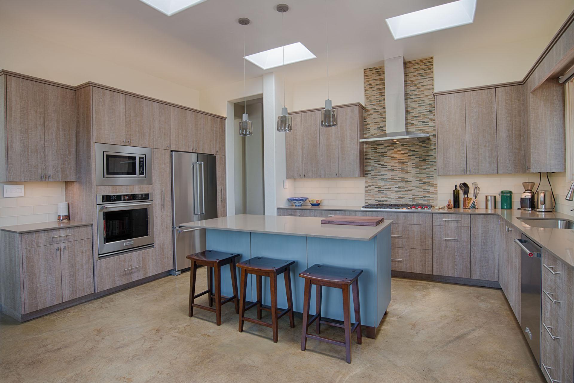 Douglas Maah Construction, kitchen remodeling in Santa Fe, NM